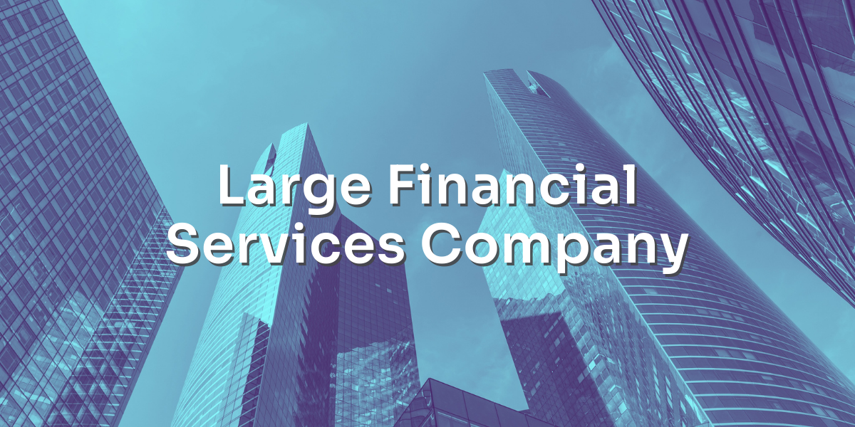 Financial Services Company Image